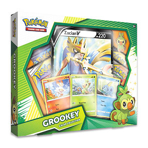 Pokémon Galar Collection - Grookey