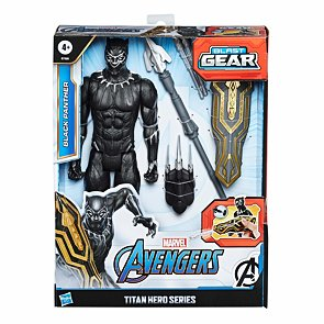 Marvel Titan Hero Blast Gear Black Panther 30 cm