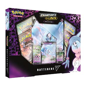 Pokémon Champion's Path Collection Hatterene V