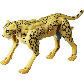 Transformers WFC-K4 Cheetor (War for Cybertron: Kingdom) (Deluxe class)