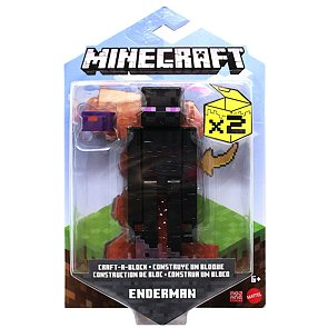 Minecraft figurka Enderman
