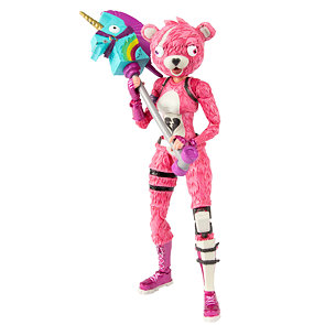 Fortnite figurka Cuddle Team Leader 18 cm