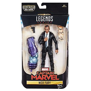 Marvel Legends - Nick Fury (Captain Marvel Movie)