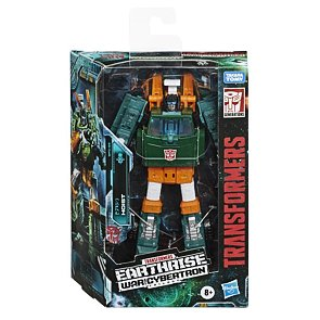 Transformers WFC-E5 Hoist (War for Cybertron: Earthrise) (Deluxe class)