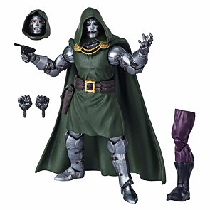 Marvel Legends - Doctor Doom (Fantastická čtyřka)