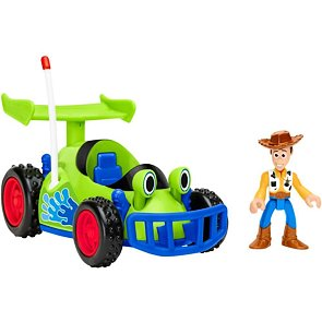 Toy Story Imaginext Woody a Buggy