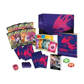 Pokémon Sword & Shield Darkness Ablaze Elite Trainer Box