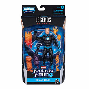 Marvel Legends - Human Torch (Fantastická čtyřka)