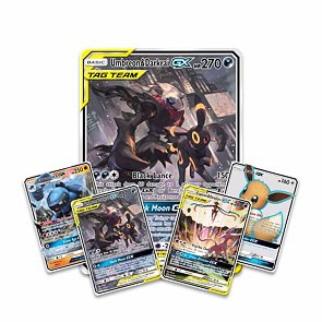 Pokémon TAG TEAM Powers Collection - Umbreon & Darkrai-GX