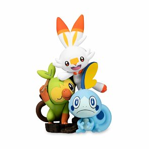 Pokémon Sword and Shield Figure Collection