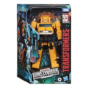 Transformers WFC-E10 Grapple (War for Cybertron: Earthrise) (Voyager class)