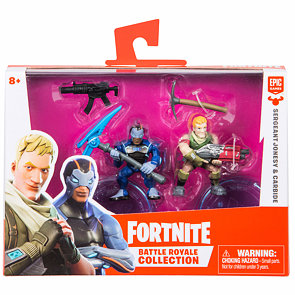Fortnite Battle Royale Collection - Sergeant Jonesy a Carbide