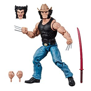 Marvel Legends - Wolverine (Cowboy Logan)