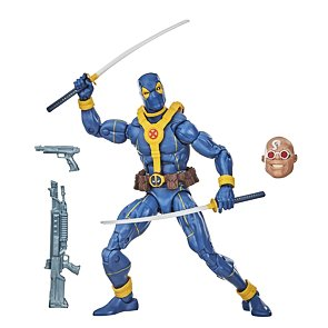 Marvel Legends - Deadpool (Blue and Yellow)