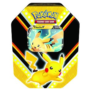 Pokémon V Powers Tin - Pikachu V