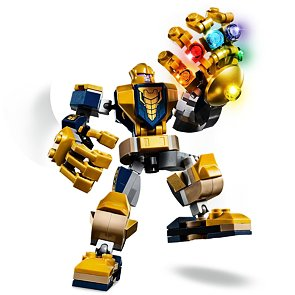 LEGO Marvel Super Heroes 76141 Thanosův robot