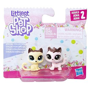 Littlest Pet Shop Frosting Frenzy - Kočičky