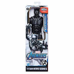 Avengers Titan Hero Black Panther 30 cm