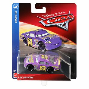 Cars 3 autíčko Lee Revkins