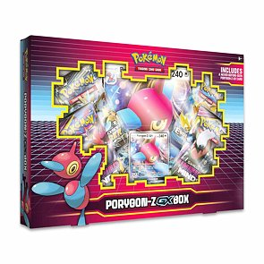 Pokémon Porygon-Z-GX Box