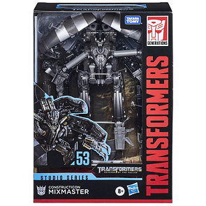 Transformers Studio Series 53 – Mixmaster (Voyager class)