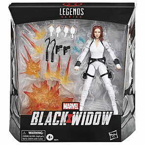 Marvel Legends Deluxe Black Widow