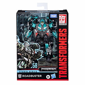Transformers Studio Series 58 – Roadbuster (Deluxe class)