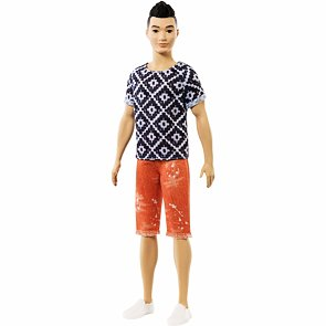 Barbie Model Fashionistas Ken č. 115