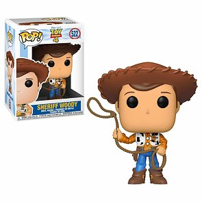 Toy Story 4 Funko POP Woody