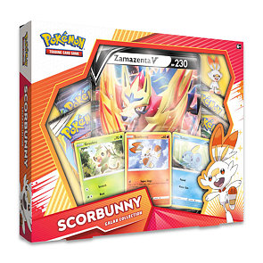 Pokémon Galar Collection - Scorbunny