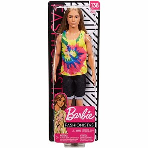 Barbie Model Fashionistas Ken č. 138