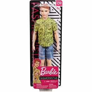Barbie Model Fashionistas Ken č. 139