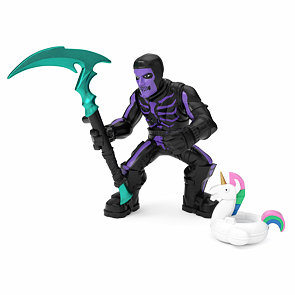 Fortnite Battle Royale Collection - Skull Trooper (Purple Glow)