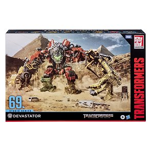 Transformers Studio Series 69 – Devastator (8 figurek)