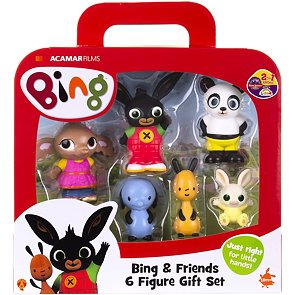 Bing set 6 figurek