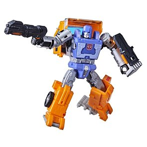 Transformers WFC-K16 Huffer (War for Cybertron: Kingdom) (Deluxe class)