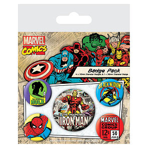 Avengers Placky Marvel Comics