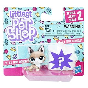 Littlest Pet Shop zvířátka - Radar Snowcat a Bella Scotsfeld