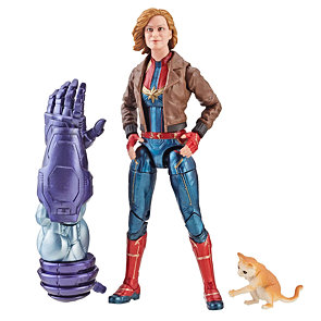Marvel Legends - Captain Marvel (Captain Marvel Movie)