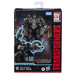 Transformers Studio Series 50 – WWII Autobot Hot Rod (Deluxe class)