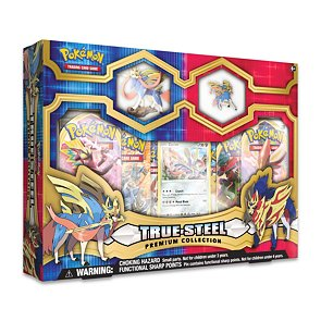 Pokémon True Steel Premium Collection – Zacian