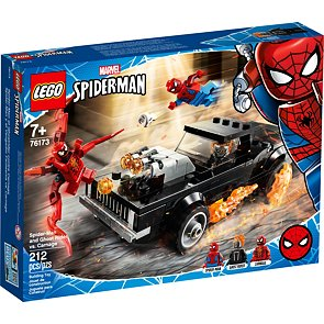 LEGO Marvel Super Heroes 76173 Spider-Man a Ghost Rider vs. Carnage