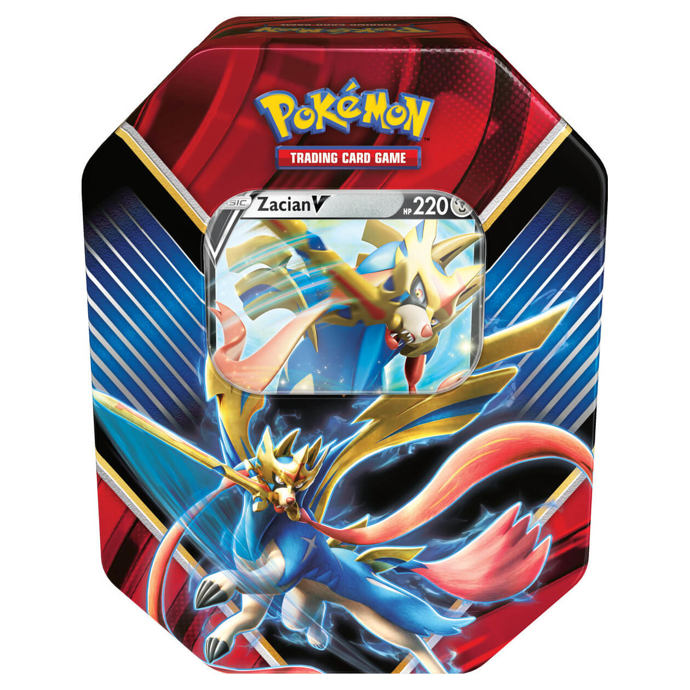 Pokémon Legends of Galar Tin – Zacian V