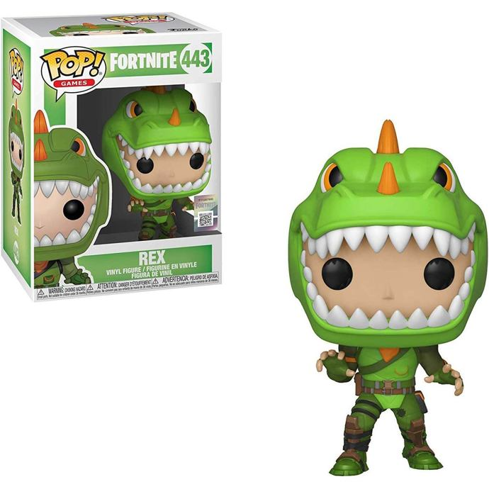 Fortnite POP! - Rex