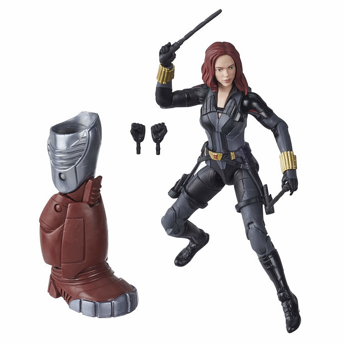 Marvel Legends - Black Widow (Black Widow 2020)