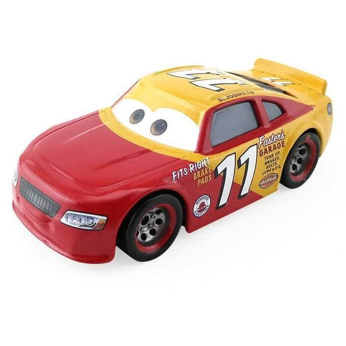 Cars 3 autíčko Chip Gearings (edice Thomasville Racing Legends)