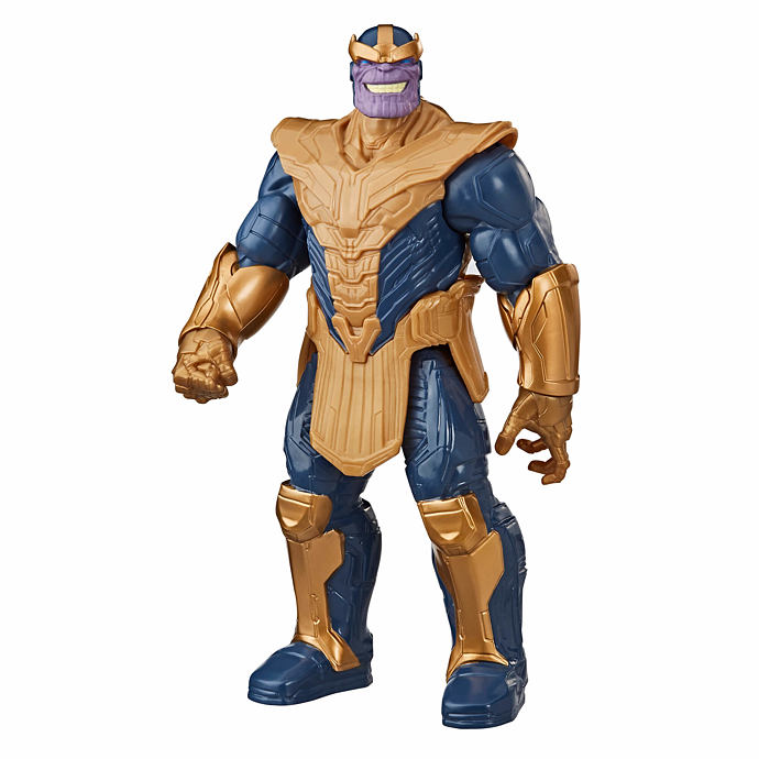 Marvel Titan Hero Deluxe Thanos 30 cm
