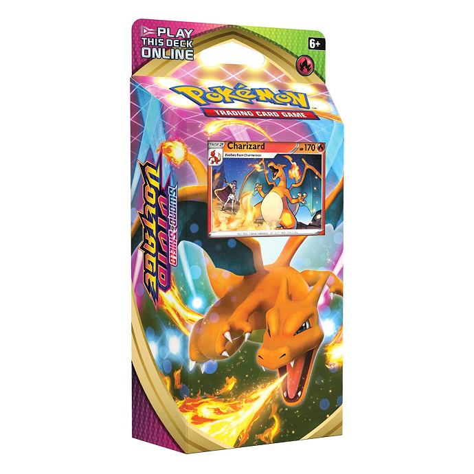 Pokémon Sword & Shield Vivid Voltage Theme Deck - Charizard