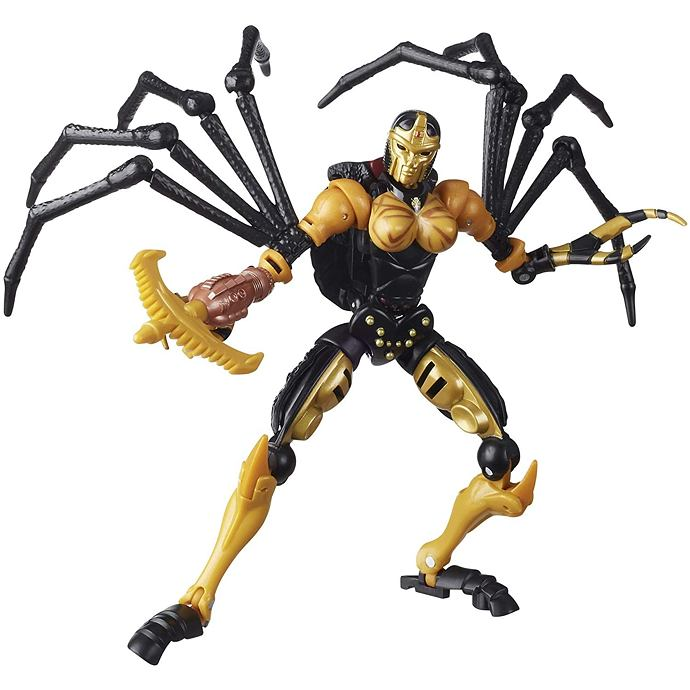 Transformers WFC-K5 Blackarachnia (War for Cybertron: Kingdom) (Deluxe class)