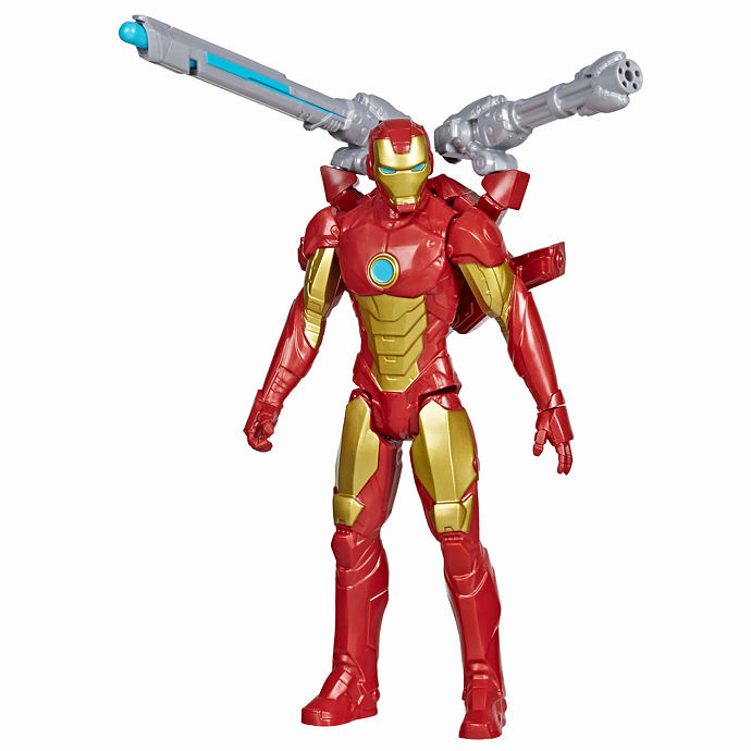 Marvel Titan Hero Blast Gear Iron Man 30 cm